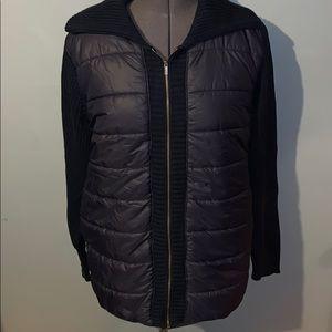 Liz Claiborne zip up coat